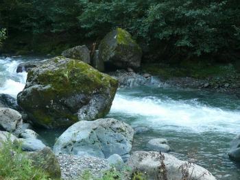 Mtirala River