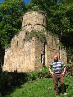 Dilijan NP Armenia - Aghavnavanq Monastery